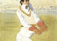 Cricketers: Alan Knott