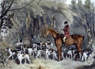 W Head, Huntsman to the Donnington Hounds, 1837
