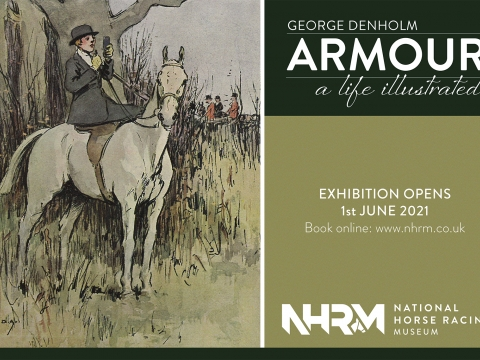 George Denholm Armour: A life Illustrated